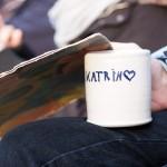 Kaffee...