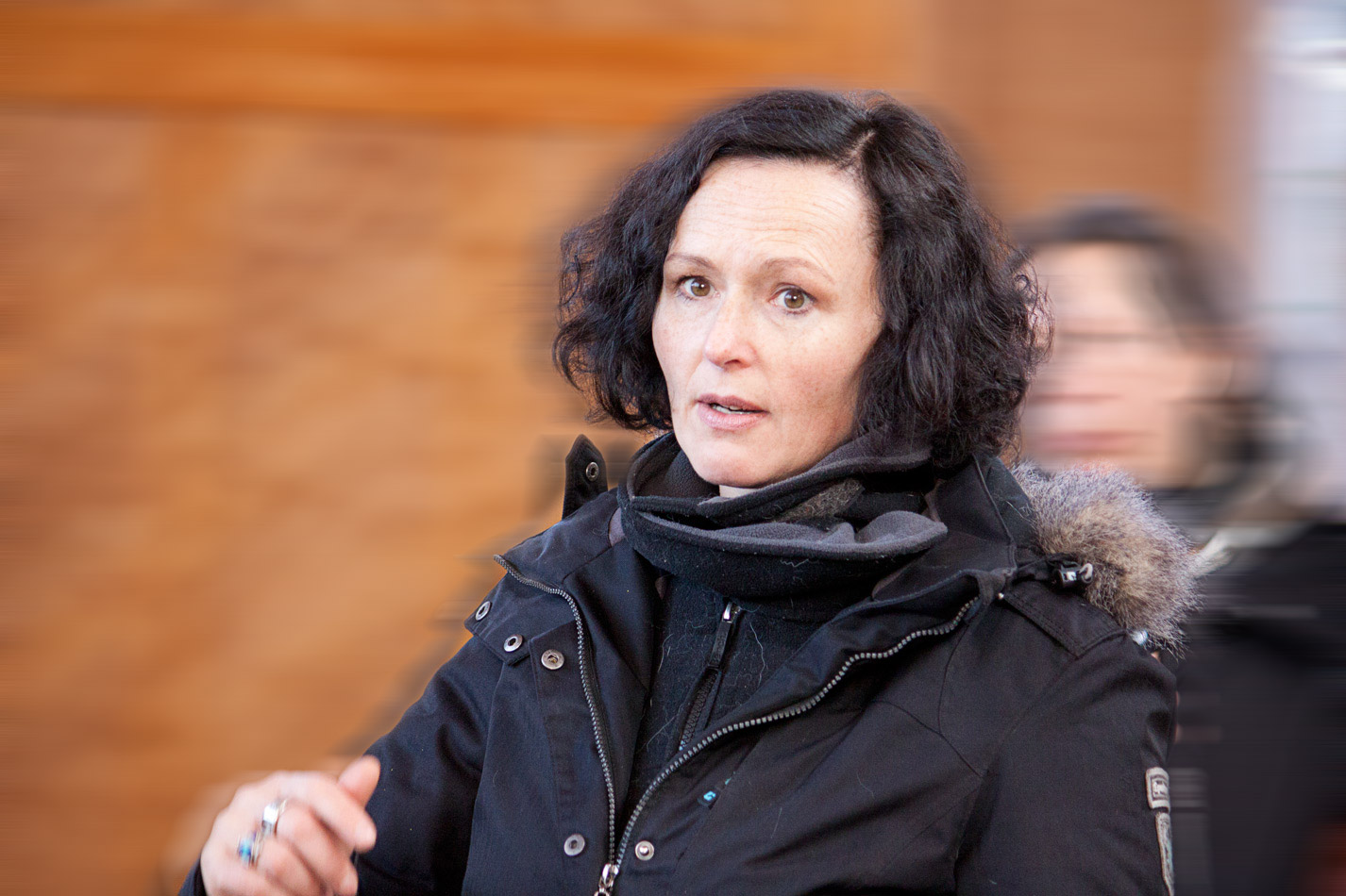 Ein Wochenende mit Maike Maja Nowak